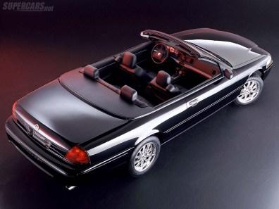 2002 Mercury Marauder Convertible Concept