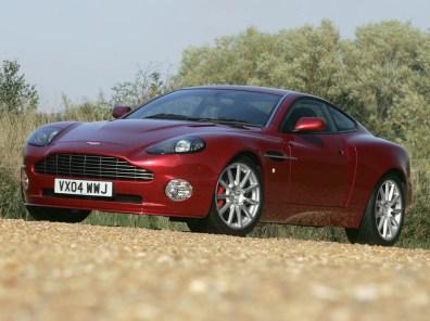 2005→2007 Aston Martin Vanquish S V12