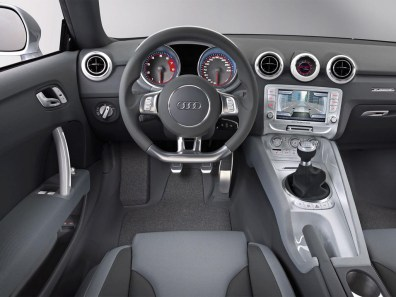 2005 Audi Shooting Brake Concept