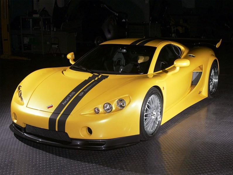 2006 Ascari A10