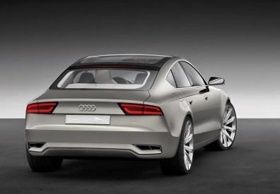 2009 Audi Sportback Concept