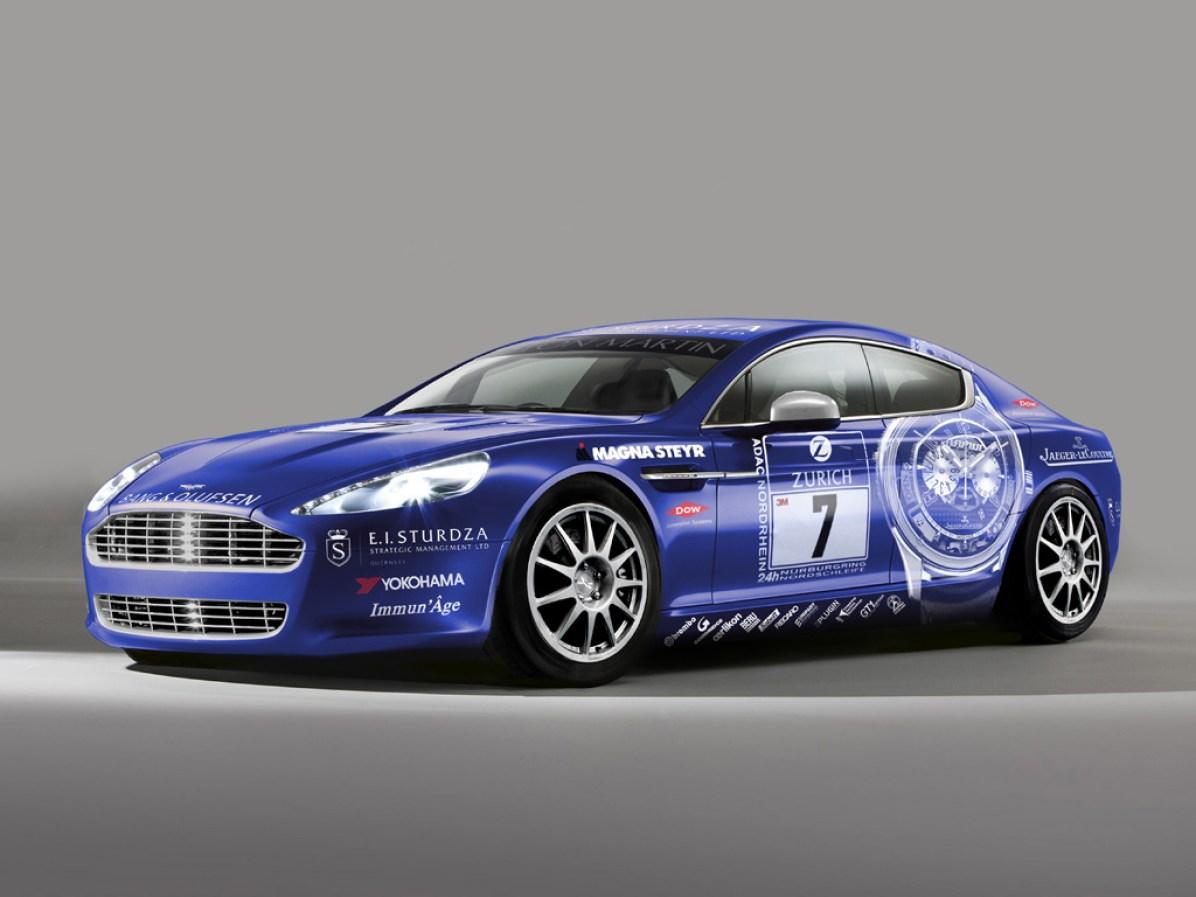2010 Aston Martin Rapide N24