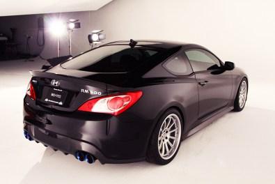 2011 Hyundai Genesis RM500 Coupe