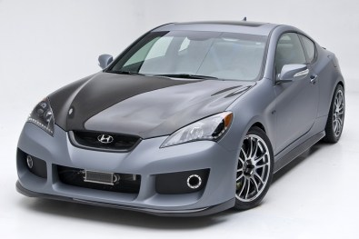 2011 Hyundai Hurricane SC