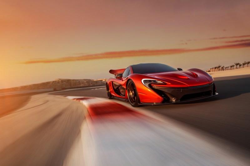 2013 McLaren P1