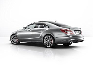 2013 Mercedes-Benz CLS 63 AMG 4MATIC