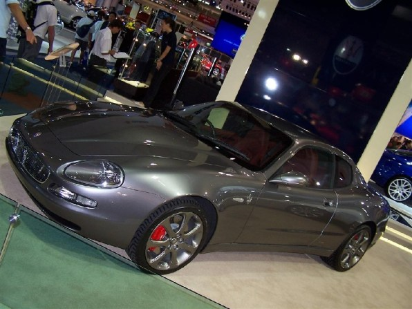2004 Maserati Coupé 90th Anniversary Edition