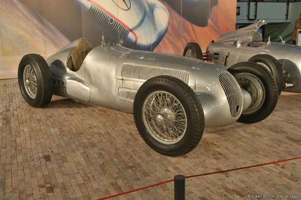 1936 Mercedes-Benz W25E