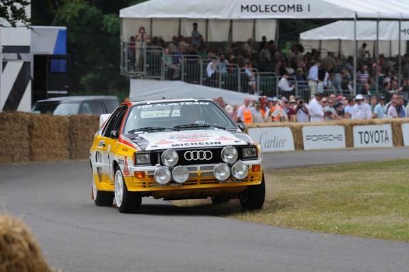 1984 Audi Quattro A2