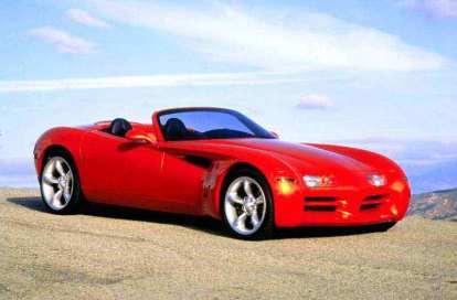 1997 Dodge Copperhead