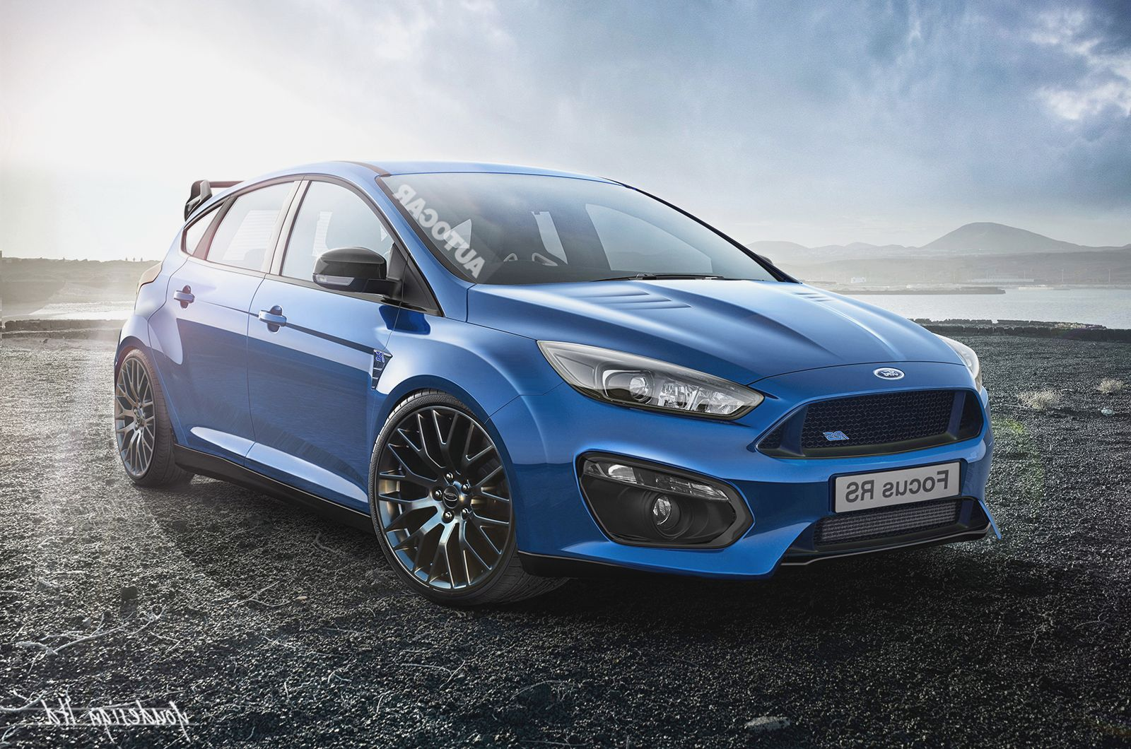 Epic Blue Car Wallpapers 2015 Ford Focus Rs Ford Supercars Net