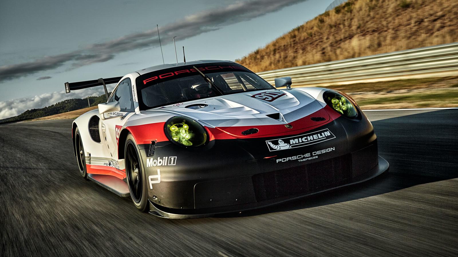 Audi Sports Car Wallpaper 2018 Porsche 911 Rsr Porsche S Mid Engined 911 Race