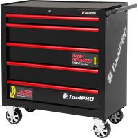 Tool Cabinet - 5 Drawer, Roller Cabinet, 36   Supercheap ...