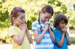 Encouraging Kids To Depend On Their Own Faith