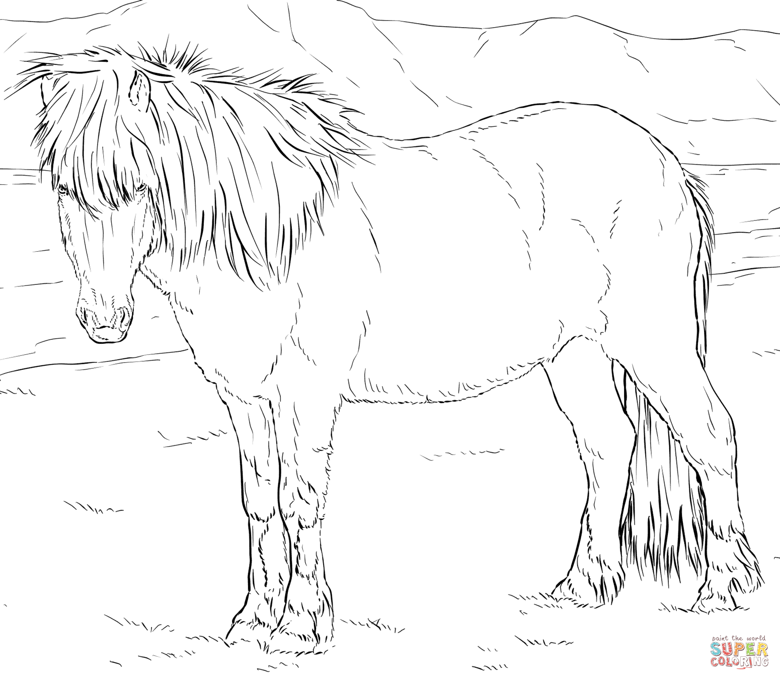 Co co color printouts in bangalore - Co Colourtation Anti Stress Colouring Book For Adults Volume 1 Download Horse Coloring Printouts