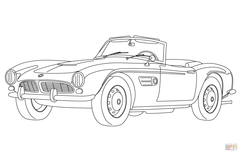 1950 pink cadillac convertible