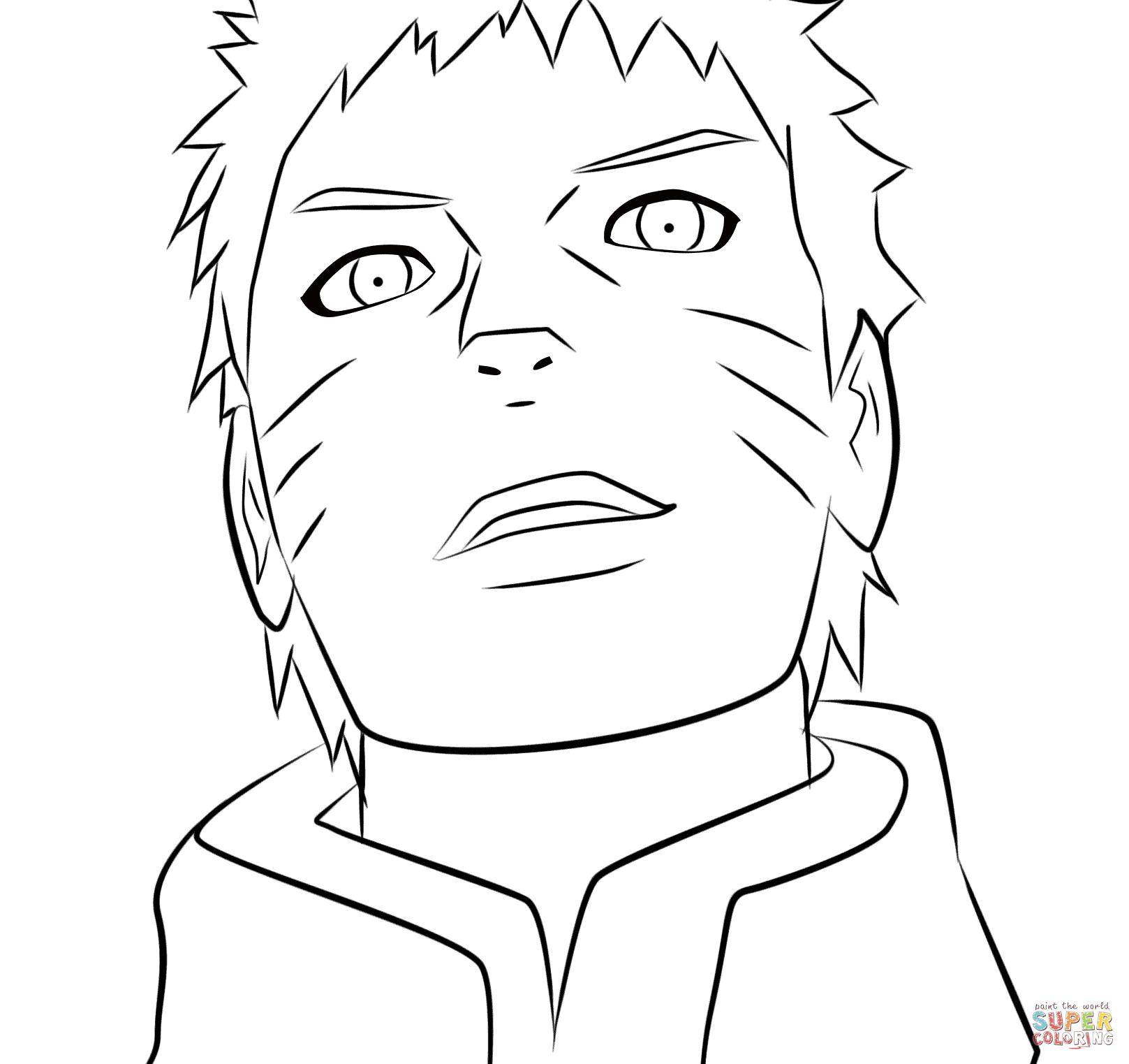 Dibujo De Kakashi Hatake De Naruto Para Colorear Dibujos