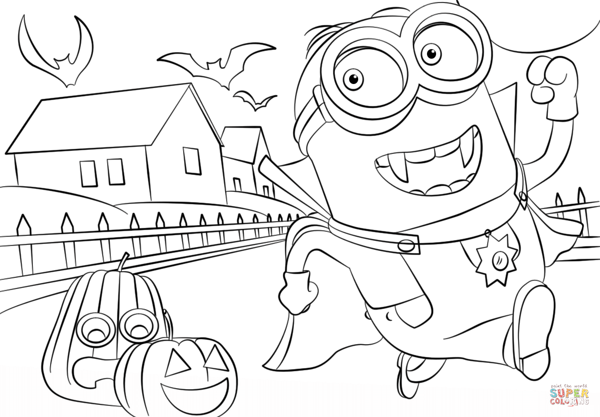 webkinz halloween coloring pages - photo#21