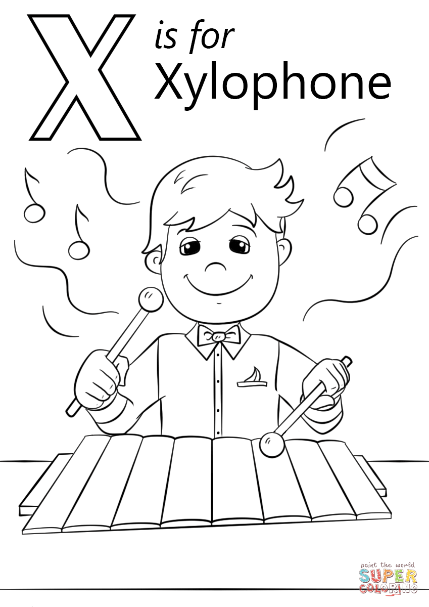french alphabet coloring pages - photo#7