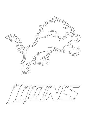 lion-logo-219286jpg (1920×1200) 308-Boys Room Pinterest Room - new football coloring pages vikings