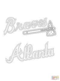 Atlanta Falcons - Free Coloring Pages