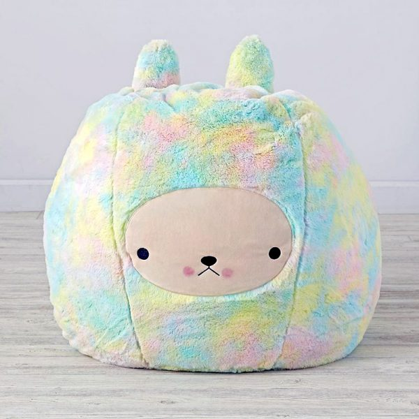 Cute Wallpapers For Adults Bunny Bean Bag Chair By Bijou Kitty Super Cute Kawaii