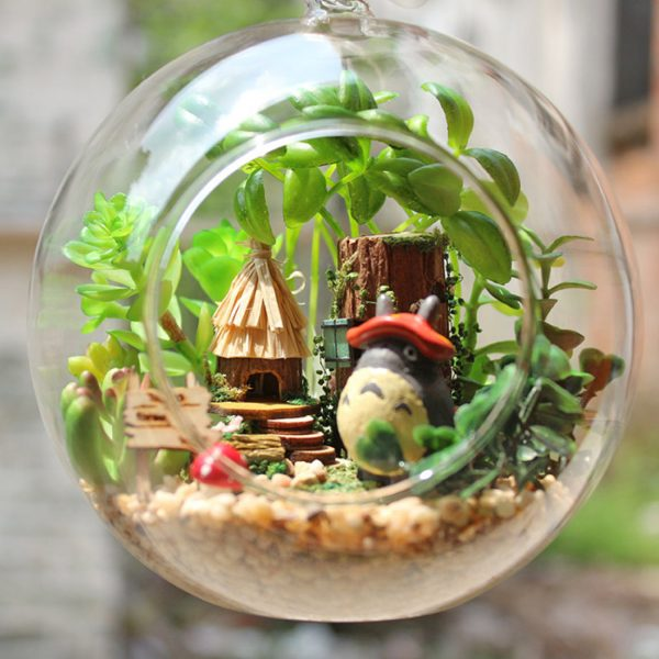 3d Wallpaper Online Shopping India Diy Miniature Rooms And Terrariums Super Cute Kawaii