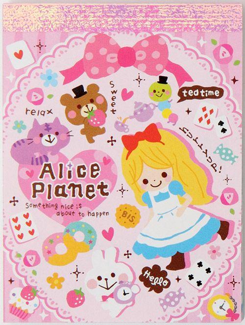 Cute Princess Cartoon Wallpapers Alice In Wonderland Super Cute Kawaii