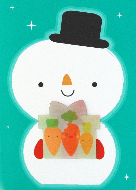 Kawaii Fall Wallpaper Cute Christmas Cards Super Cute Kawaii