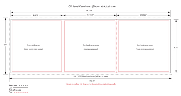 cd jewel case template word