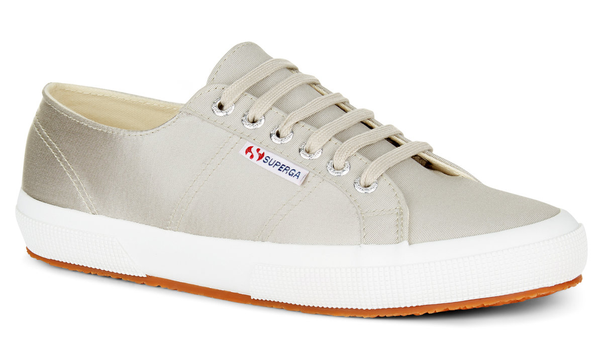 2750 Satin Beige Superga Outlet Superga
