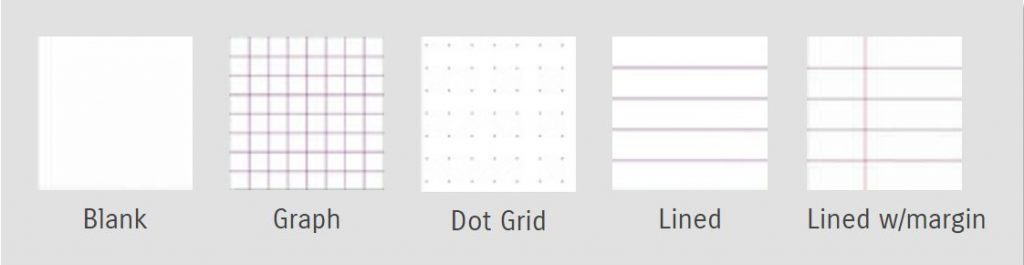 The Best Paper Notebooks and Journals ⋆ SUPERGRAIL - digital graph paper