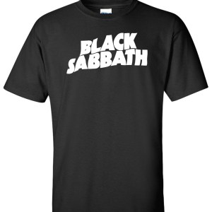 BLACK SABBATH black