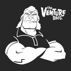 the venture bros Black