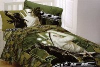 G.I Joe Bedroom Decor - Superhero Collection