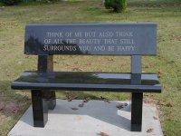 Memorial Benches - Superior Monument Co.
