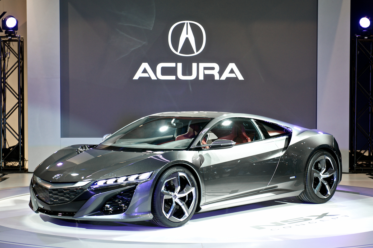 D Wallpaper Acura Nsx Splendid Gray Acura Car