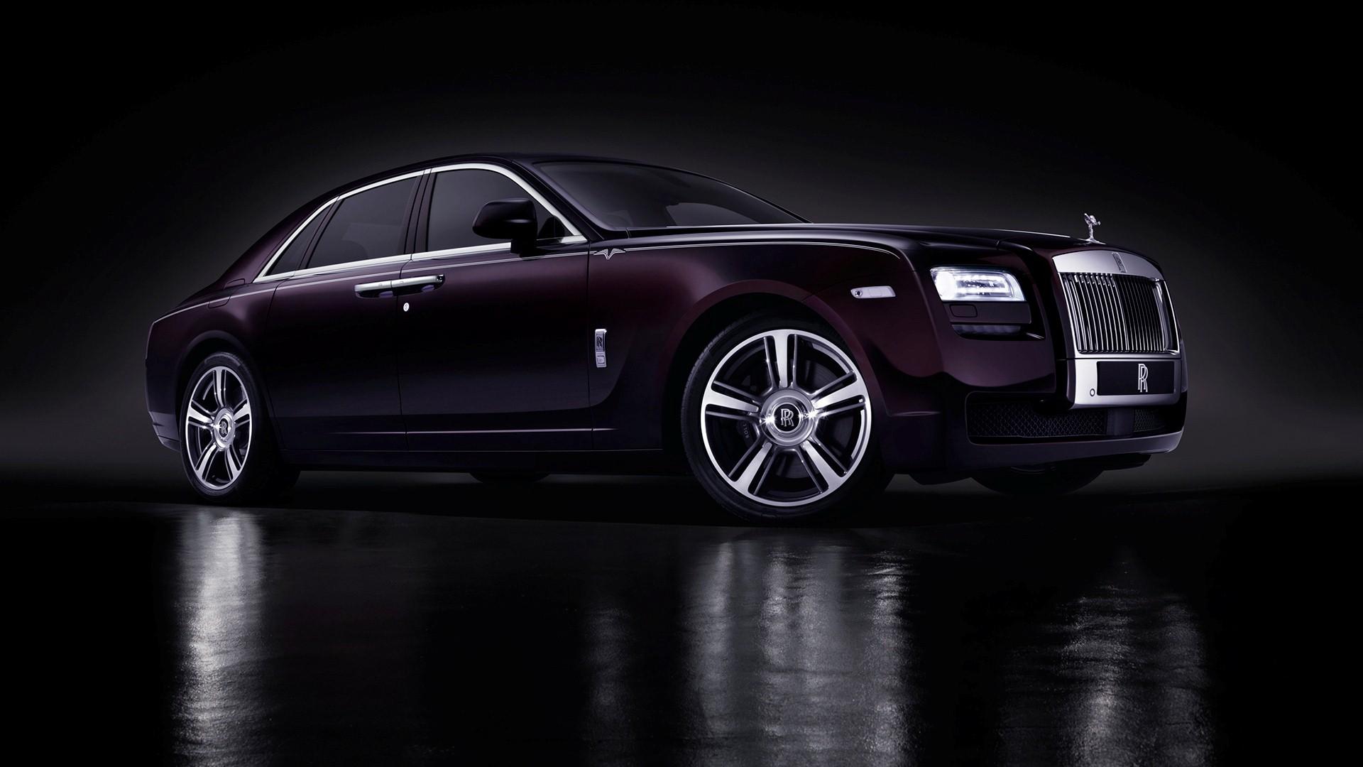 All Car Wallpaper Download Black Rolls Royce Ghost Royal 2015
