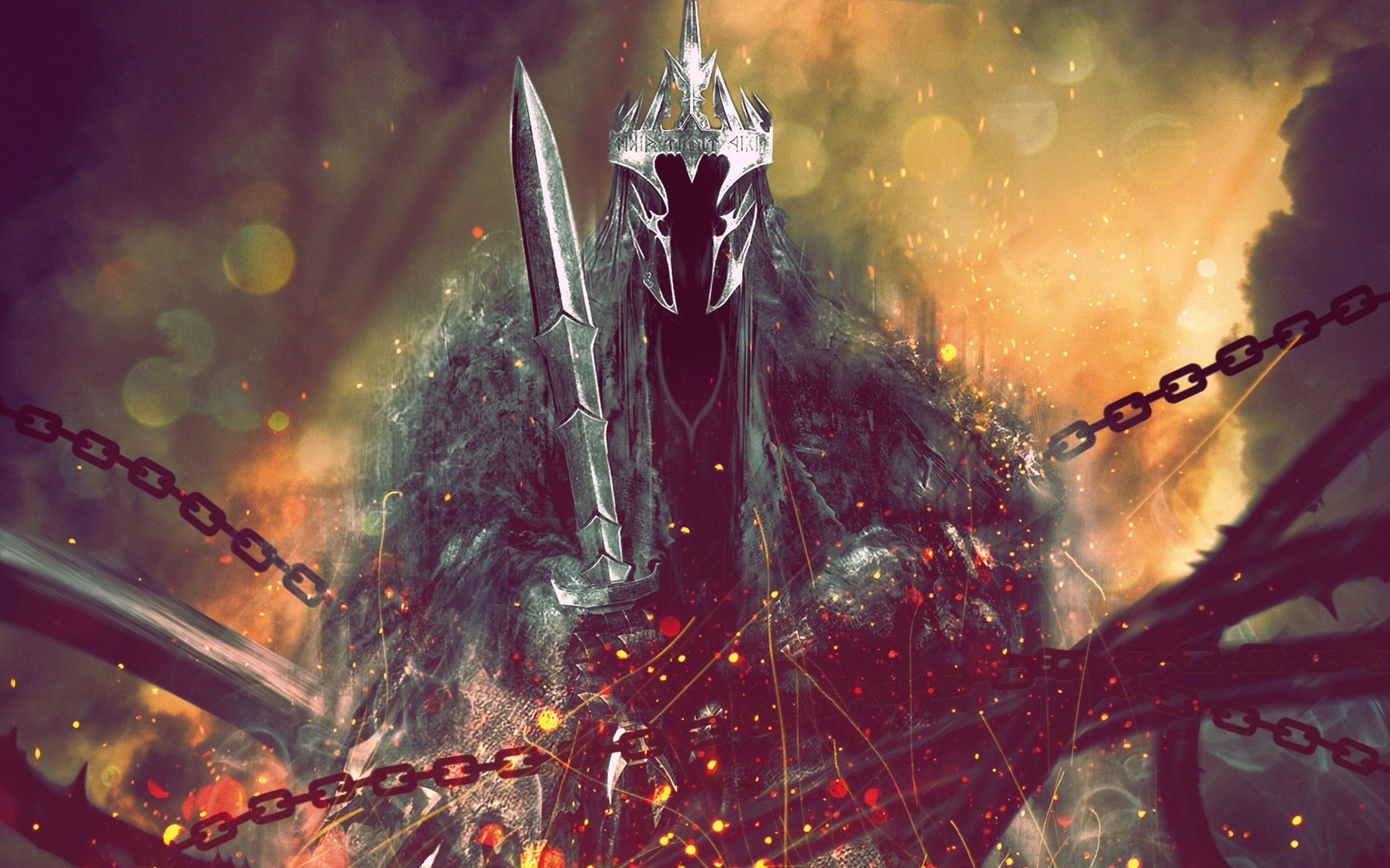Cute Anime Dogs Wallpaper Nazgul From The Lord Of The Rings Wallpaper Download 2880x1800