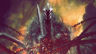 Nazgul from The Lord of the Rings Wallpaper Download 960x544