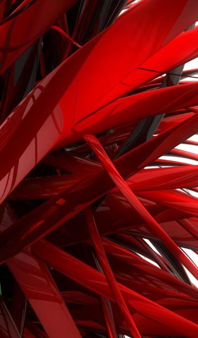 Red lines - Abstract HD wallpaper Wallpaper Download 600x1024