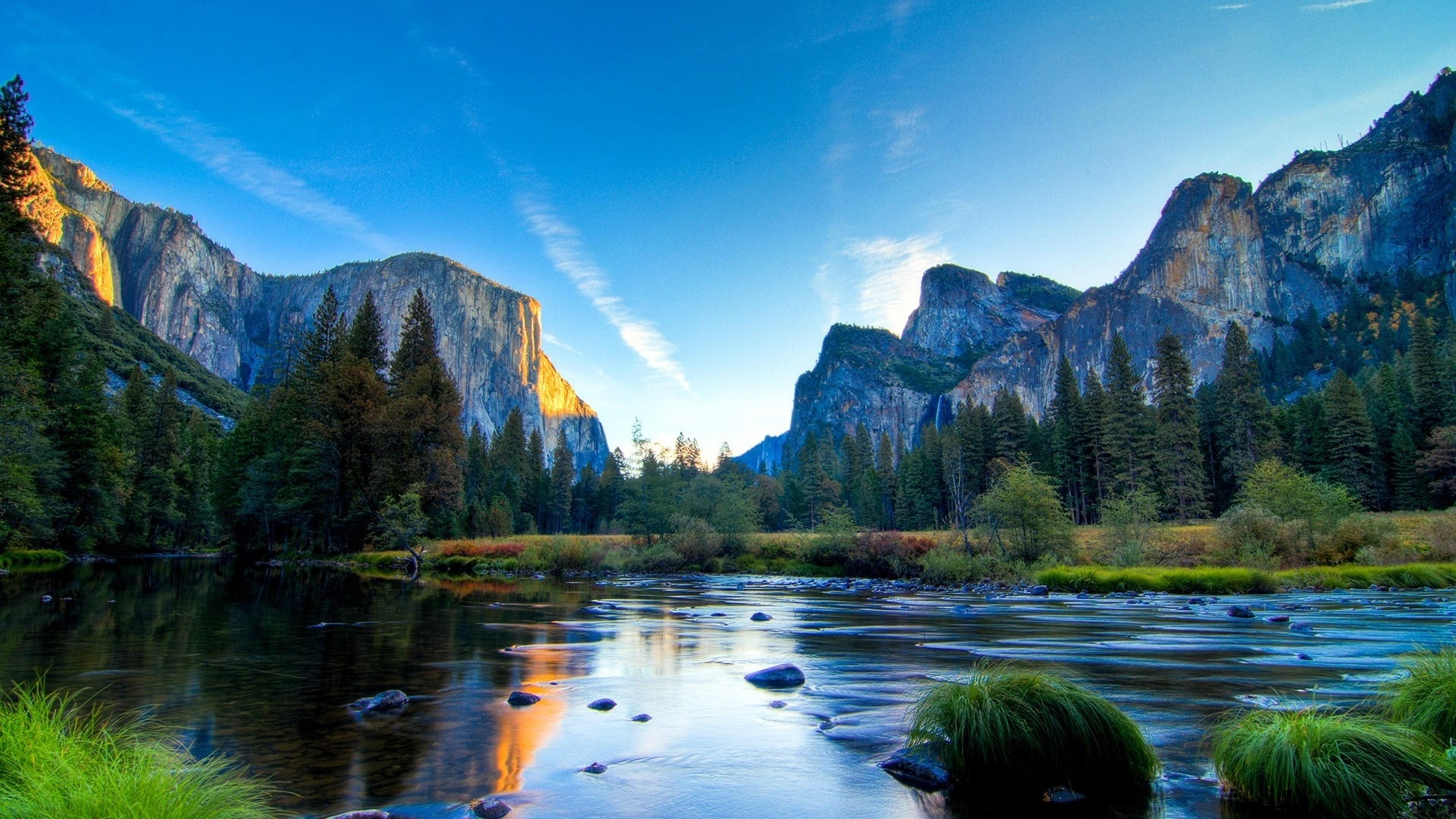 Girls Of The Wilds Wallpaper Yosemite National Park Relaxing Place Wallpaper Download