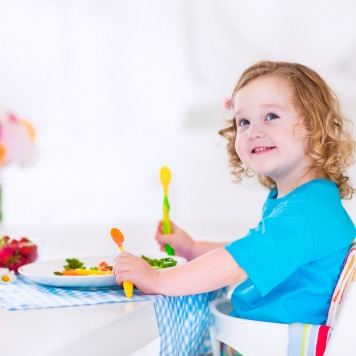 Sample Day of Meals for a 2-Year-Old Child SuperKids Nutrition