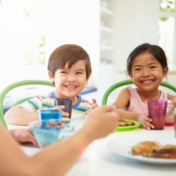 Sample Day of Meals for a 4-Year Old Child SuperKids Nutrition