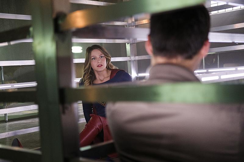 Secret Of Cyborg Superman Revealed On Supergirl