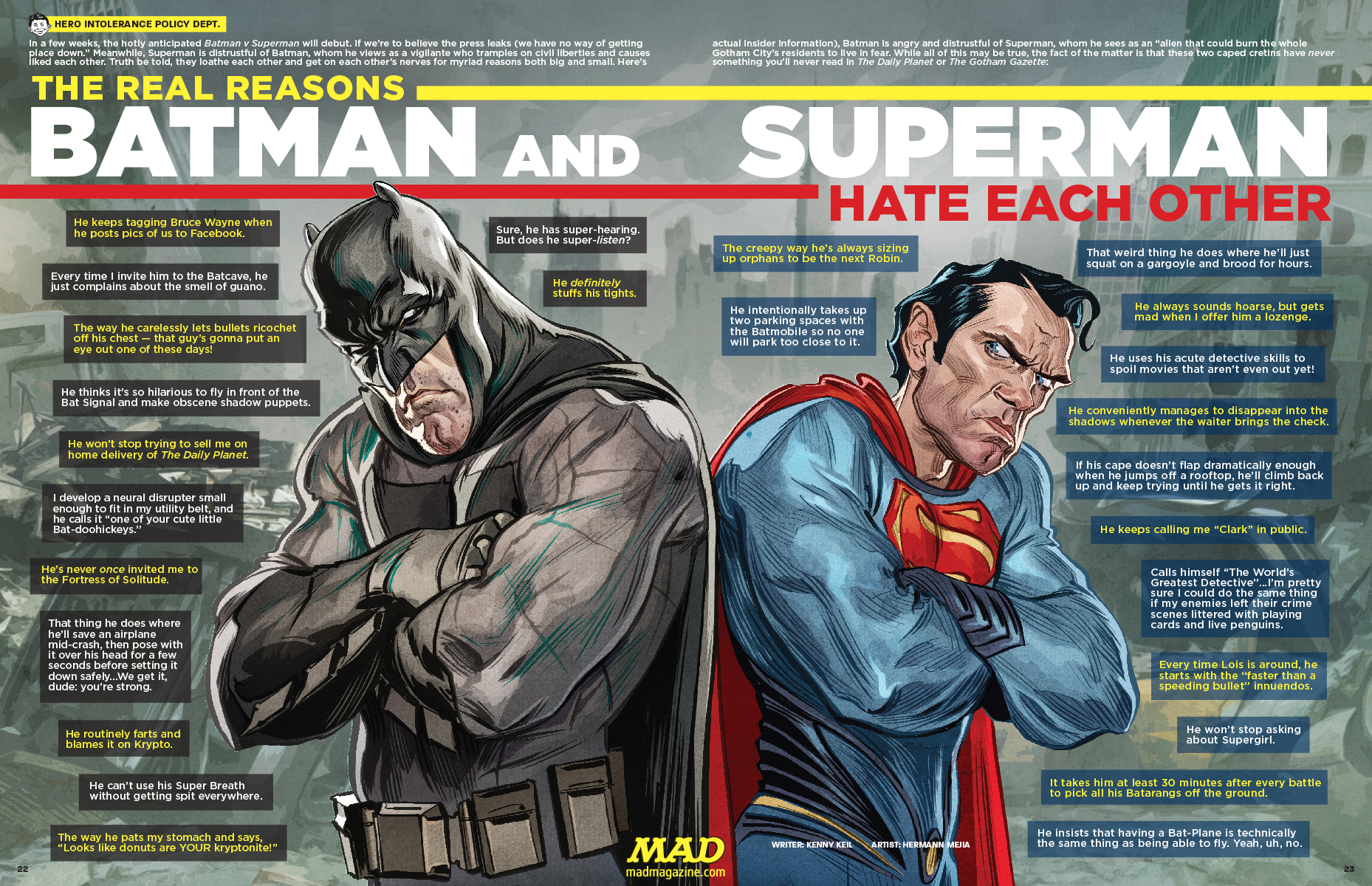 Birthday Wallpaper With Quotes For Brother Batman V Superman Dawn Of Justice Funny Tv Tropes