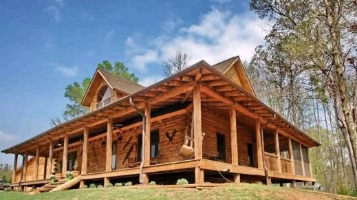 Small Farmhouse Plans Wrap Around Porch House Floor Plans