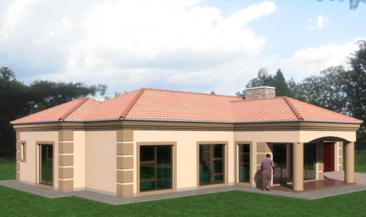 Outstanding Tuscan House Plans In Polokwane Arts Plan Mlb