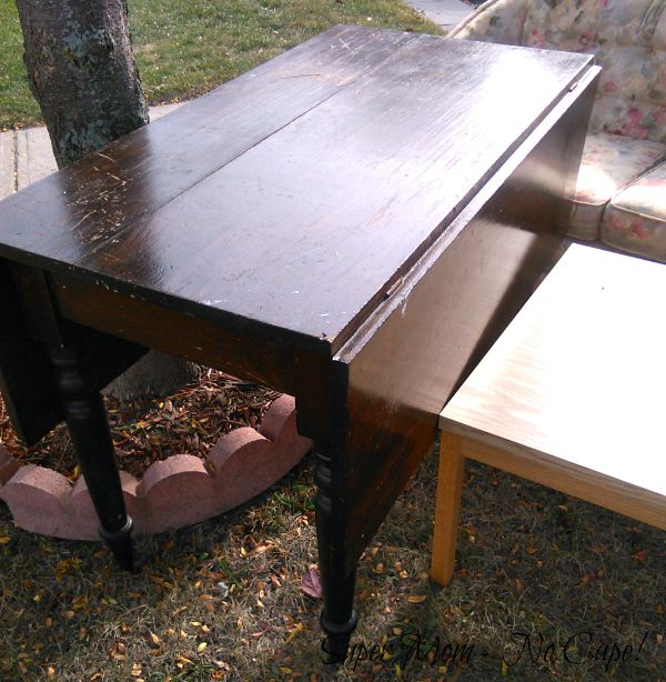 My New Cutting Table - Photo 2