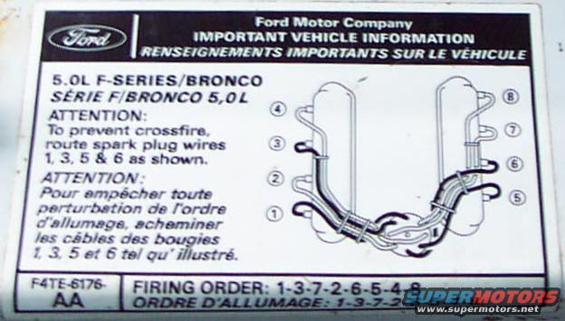 1996 Bronco 5 0l Wiring Diagram Wiring Schematic Diagram